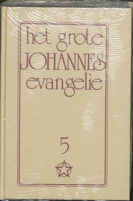 Grote johannes evangelie 5