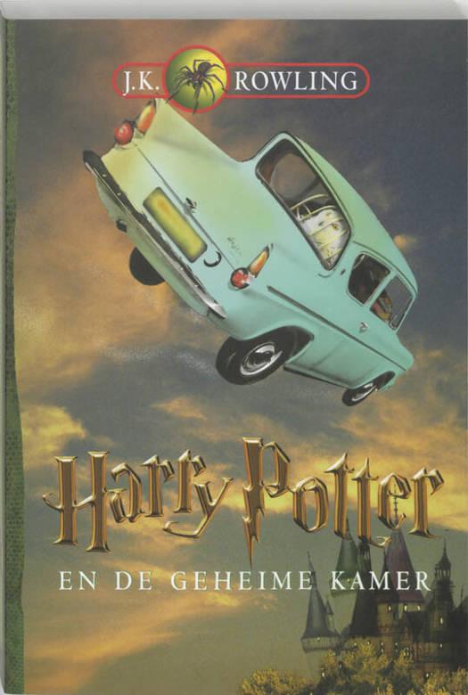 Harry Potter En De Geheime Kamer Standaard Boekhandel