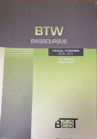 Btw Basiscursus 2016-2017