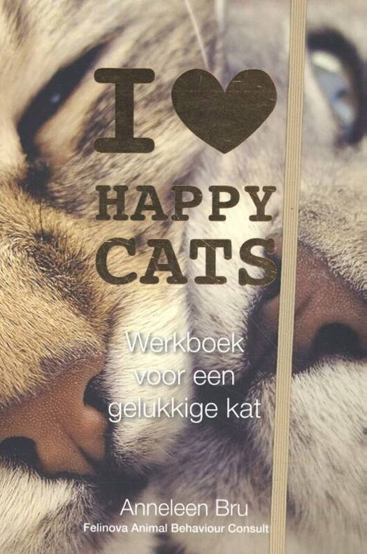I love Happy Cats Werkboek