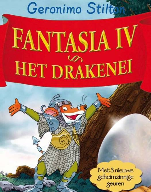 Afbeeldingsresultaat voor fantasia 4 geronimo stilton