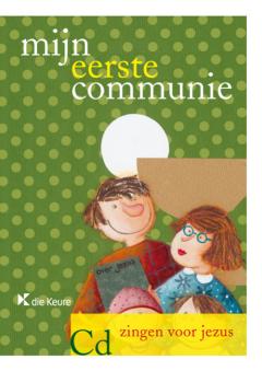 MIJN EERSTE COMMUNIE - LIEDJES-CD