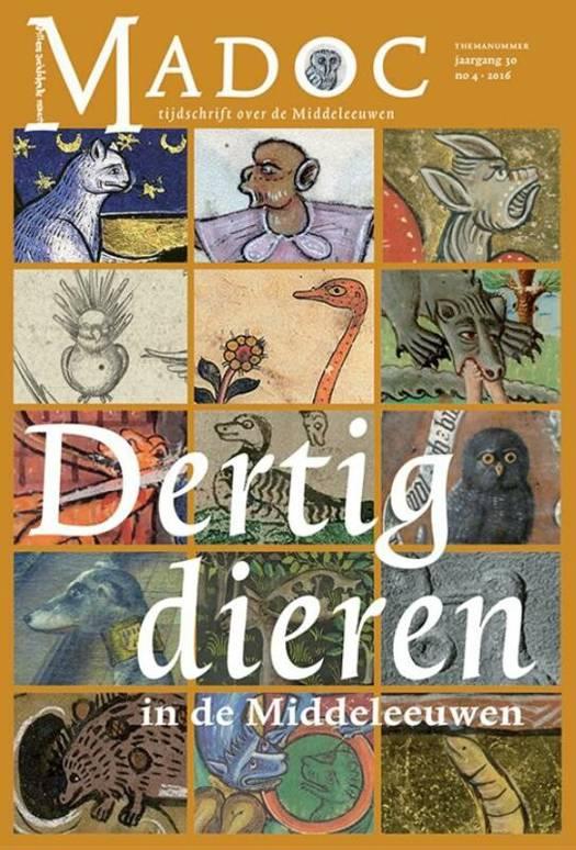 Dertig dieren in de Middeleeuwen