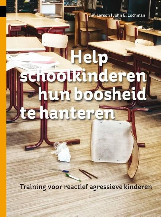 Help schoolkinderen hun boosheid te hanteren