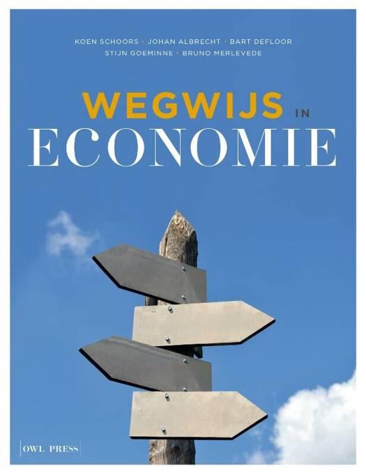 Wegwijs in economie