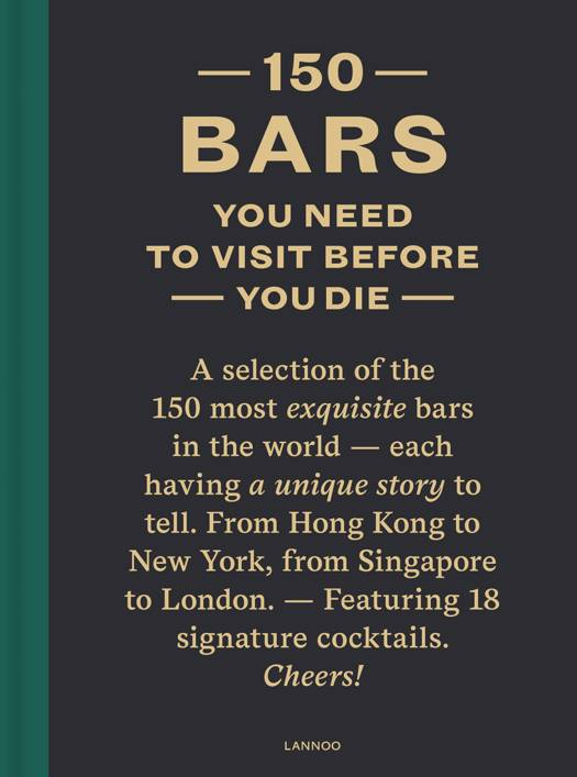 150 Bars You Need to Visit Before You Die