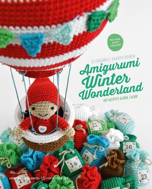 Amigurumi Winter Wonderland Standaard Boekhandel