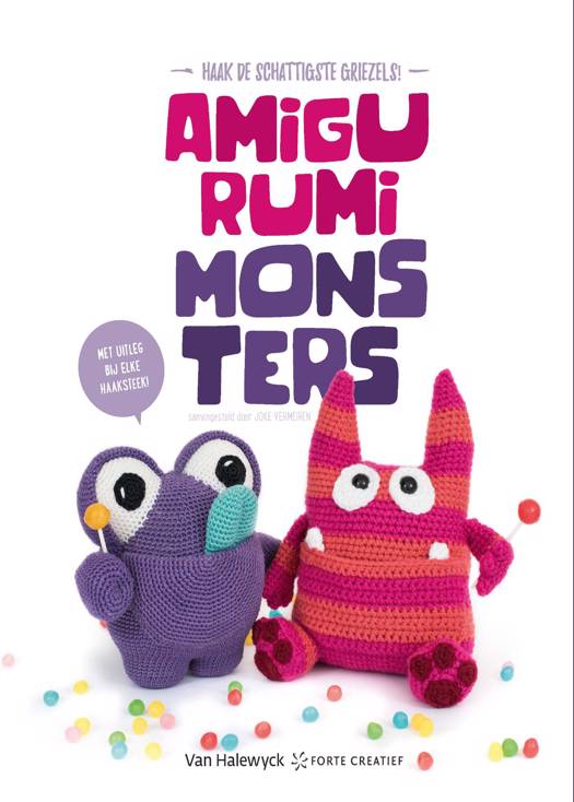 Amigurumi Monsters Standaard Boekhandel