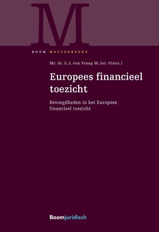 Europees financieel toezicht