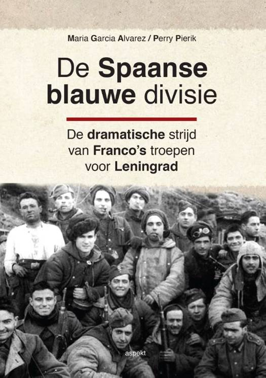 De Spaanse blauwe divisie