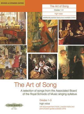 ART OF SONG GRADES 13