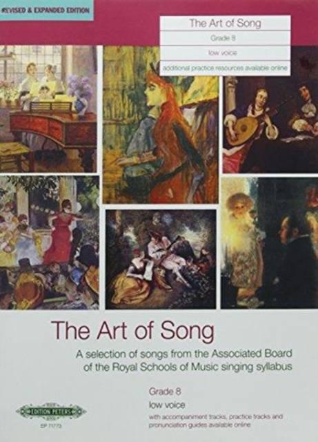 ART OF SONG GRADE 8