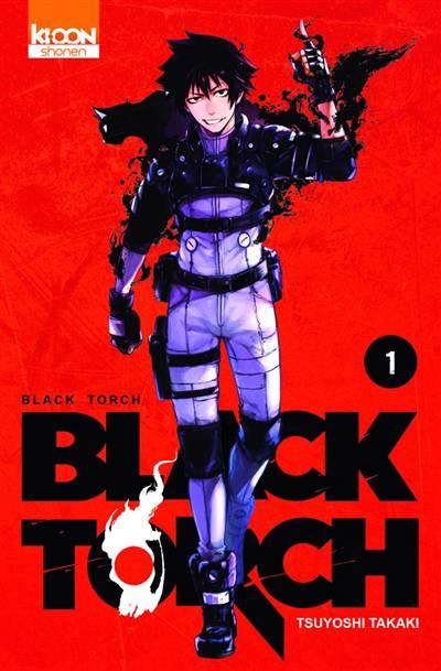 Black Torch T.1