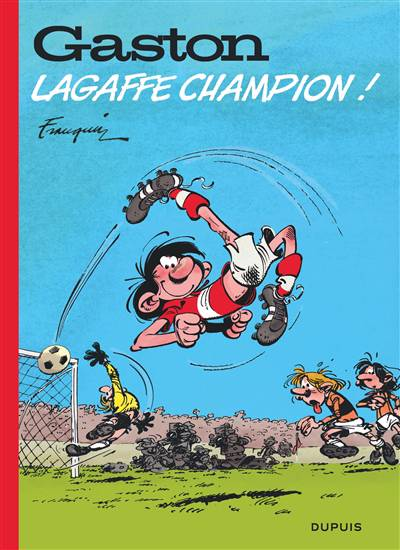 Best Of Sports - Gaston Hors-serie - Tome 6 - Lagaffe Champion !