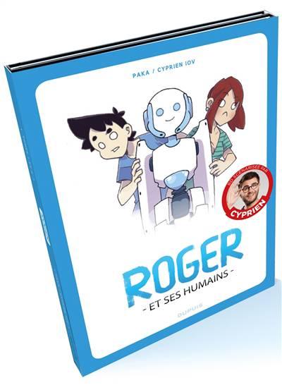 Roger Et Ses Humains ; Coffret T.1 Et T.2