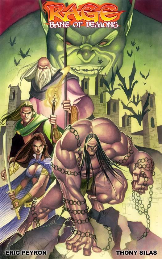 Rage - Bane of Demons Vol.1 # 0